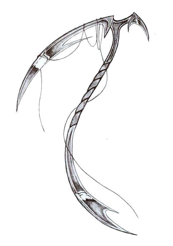 Drawn scythe epic 77 Scythes scythe on best