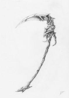 Drawn scythe epic Of Scythe Pinterest 3 Freaking