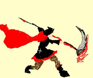 Drawn scythe epic Scythe Epic by Epic Warrior