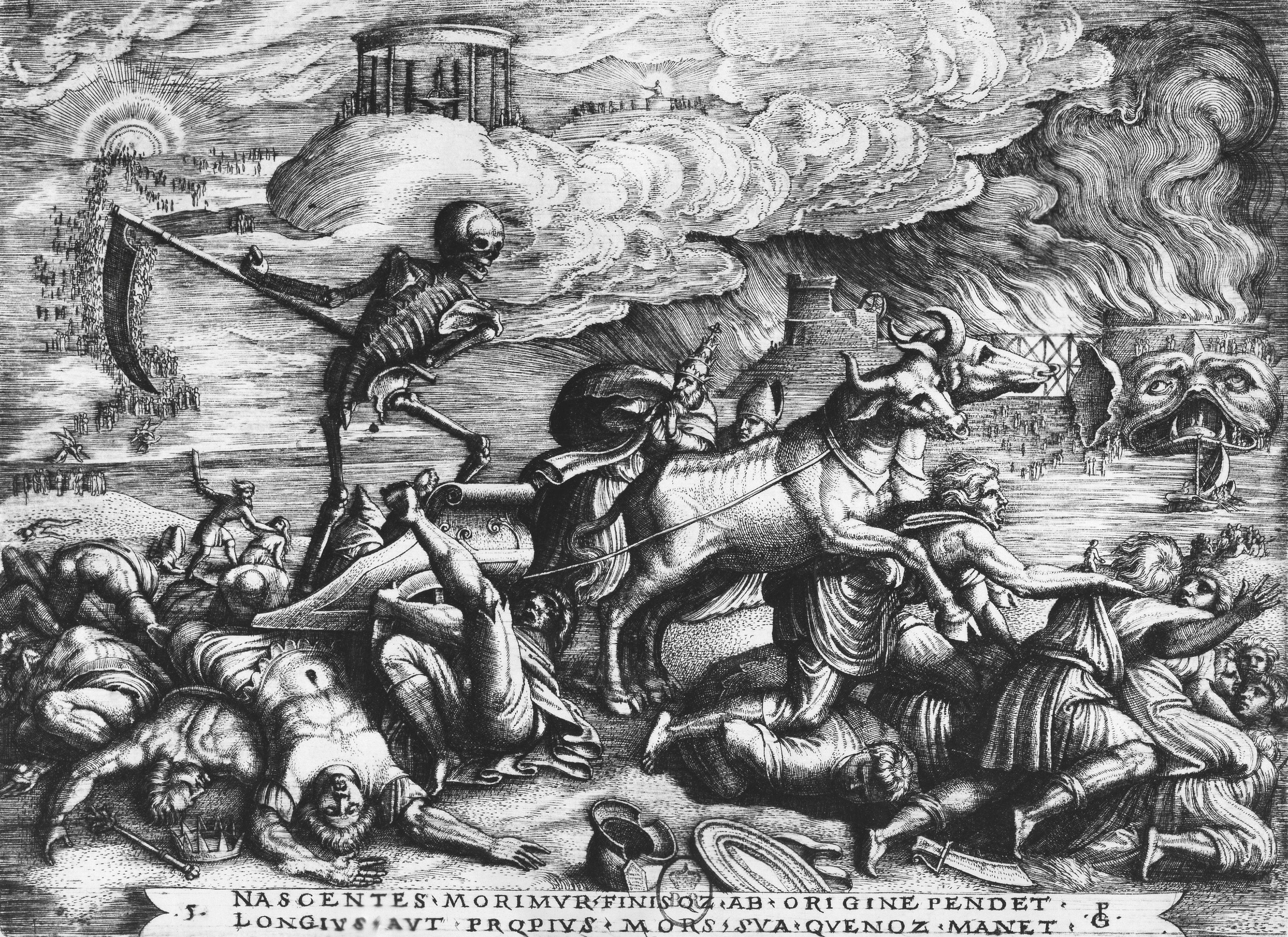 Drawn scythe european A to Renaissance Humanism Guide