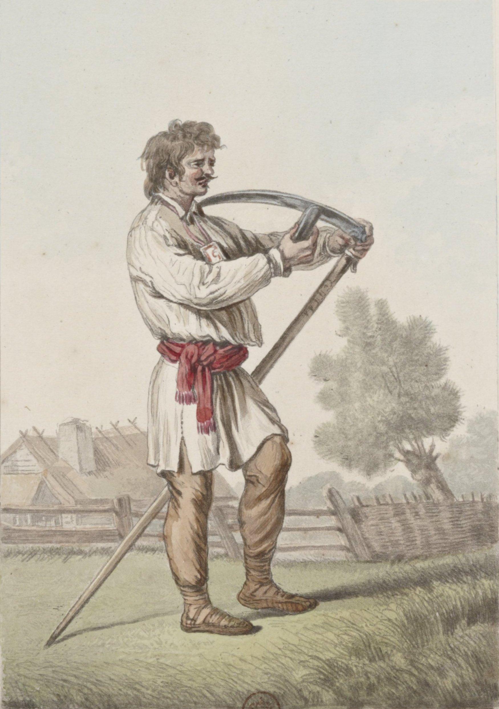 Drawn scythe farmer Scythe Military Wiki powered Wikia