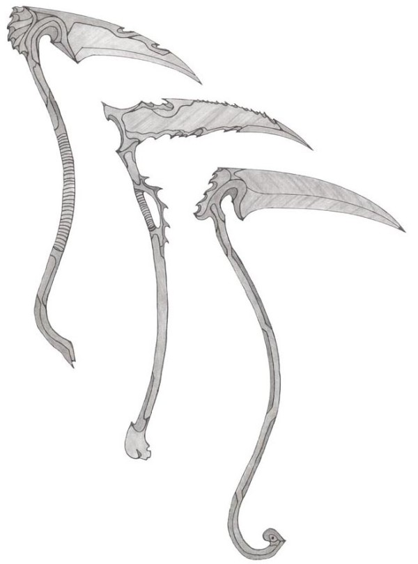 Drawn scythe giant View all Giant Bomb Scythe
