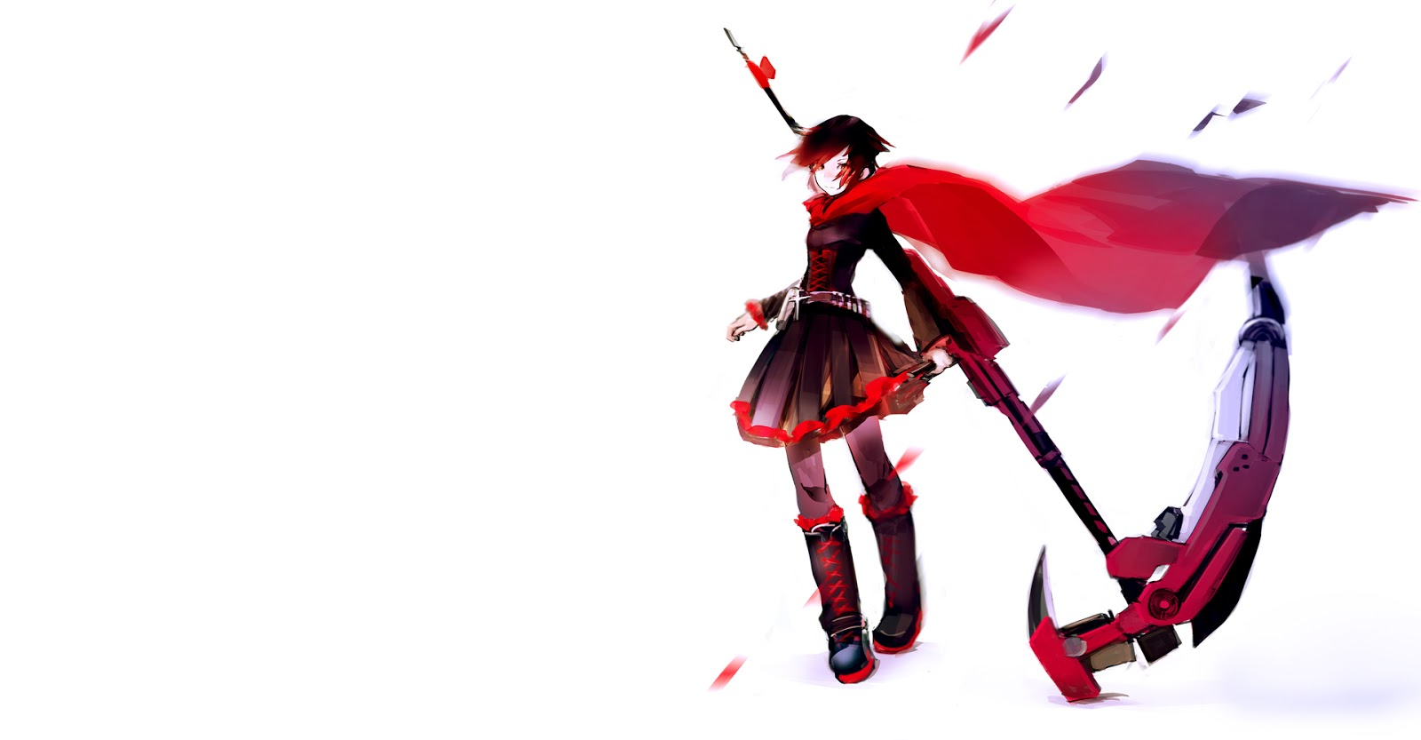 Drawn scythe giant Ruby+rose+red+rwby+wallpaper+%5Bwww anim Discussion Handled Scythe