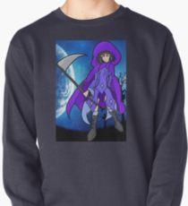 Drawn scythe purple Hoodies Drawing: Redbubble Sweatshirts &