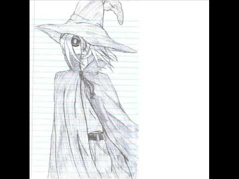 Drawn scythe shadow Madness Shadow Madness of of