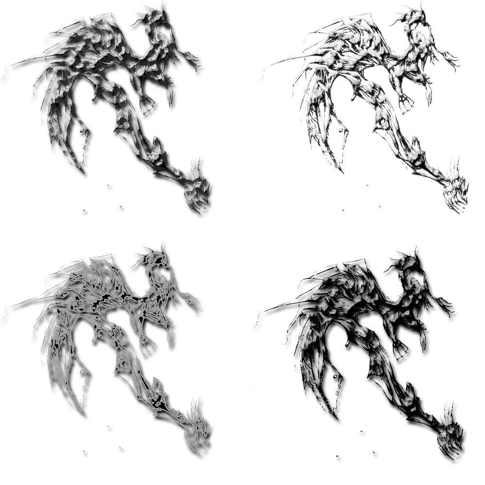 Drawn scythe spine Scythe Spinal on DeviantArt by