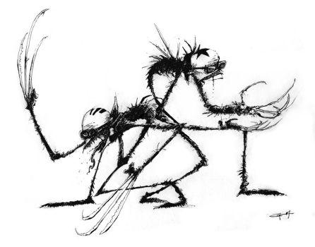 Drawn scythe wicked Williams) Zhor Wicked Favourites DeviantArt
