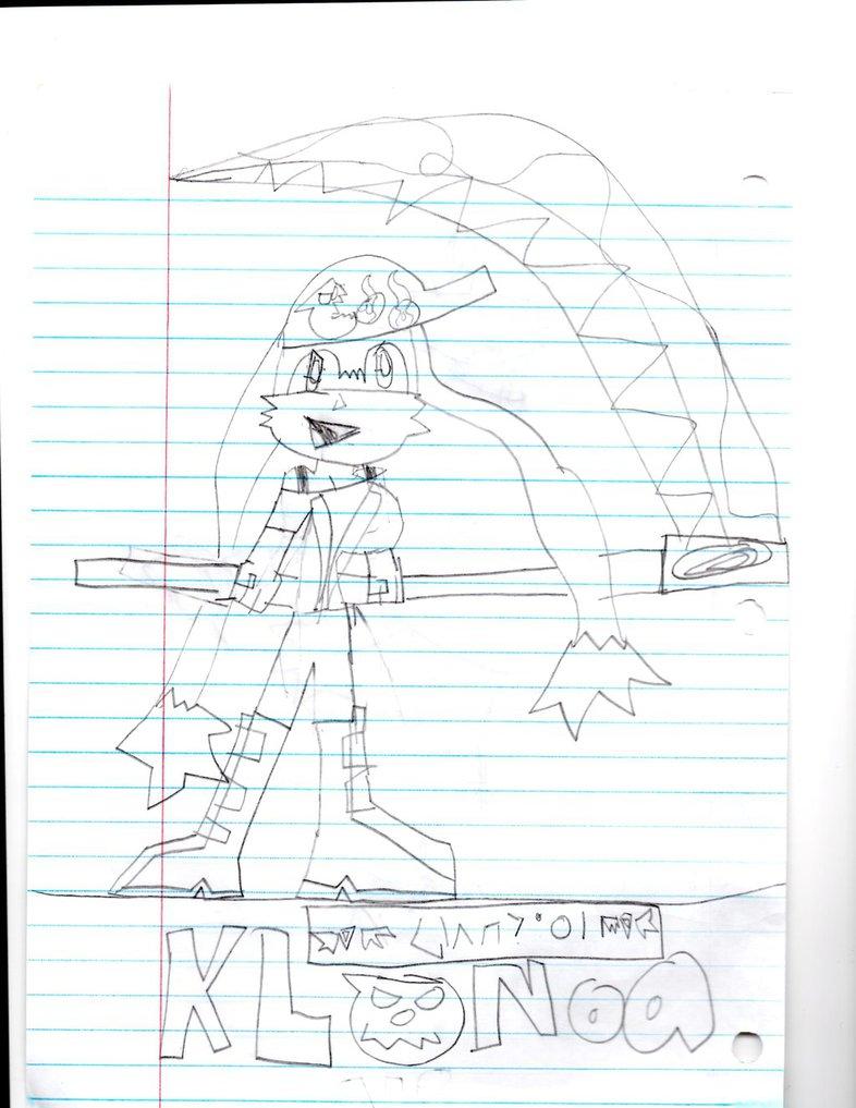 Drawn scythe wind Girl wind scythe wind epicslam45
