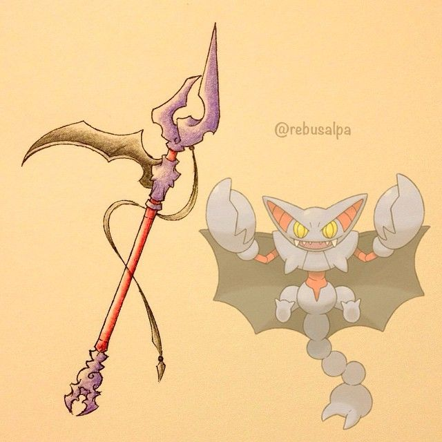 Drawn scythe wow On about  Drawing Gems