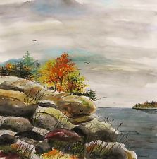 Drawn sea john williams John  colored Of Impressionism