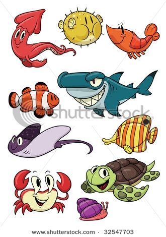 Drawn sea life animated Pinterest on 86 Cartoon best