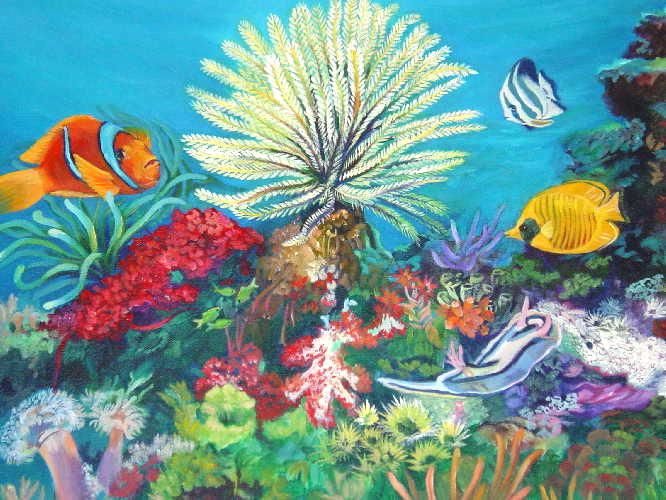 Drawn sea life tropical fish On art best Sea Pinterest