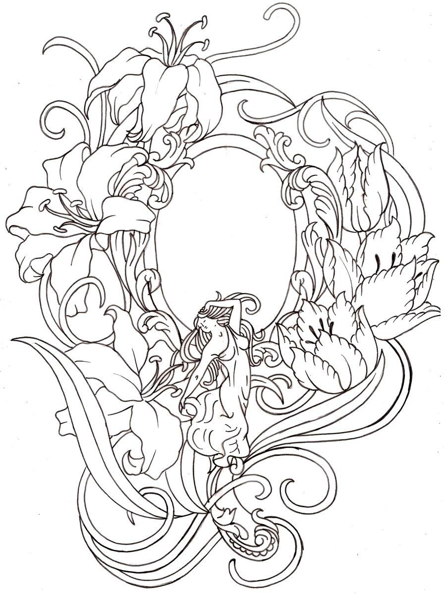 Drawn seahorse vector Inspiration Art Pinterest Art Tattoo