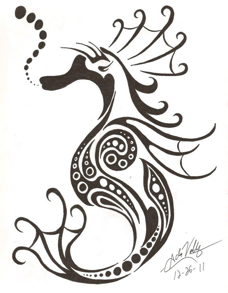 Drawn seahorse deviantart Puppet Seahorse!! Grudge on DeviantArt