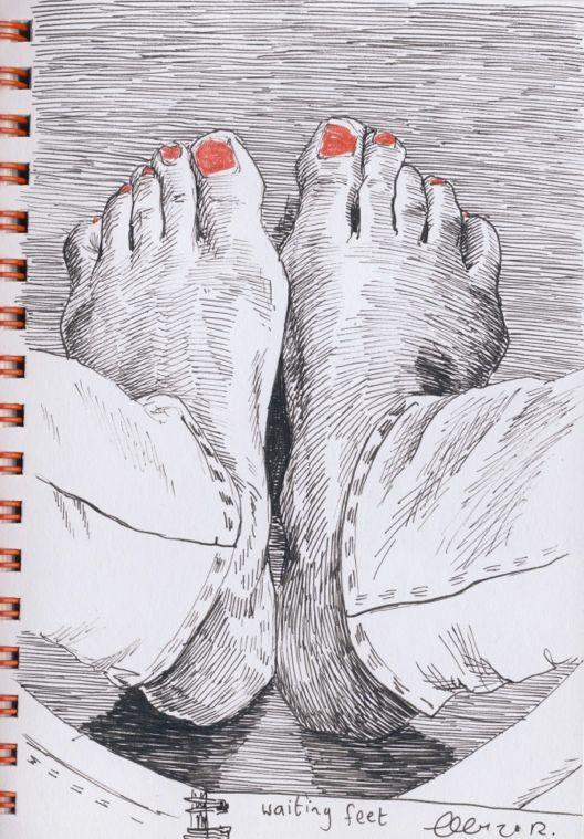 Drawn see Real
