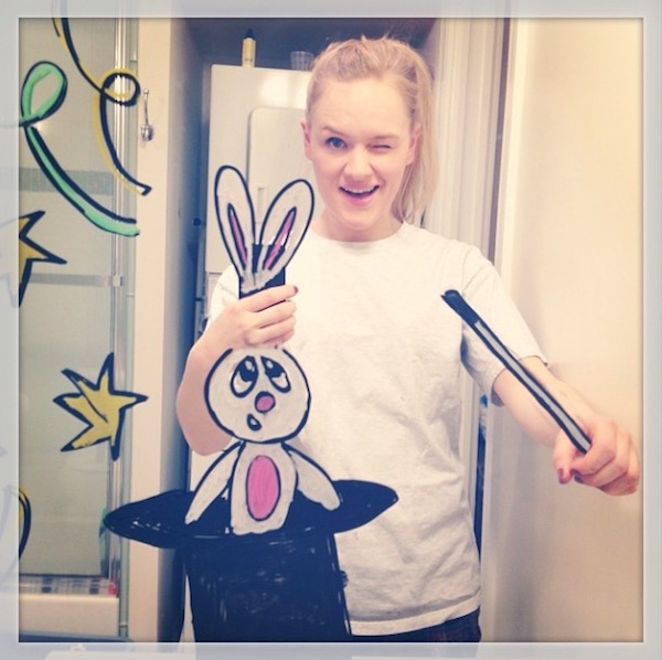 Drawn selfie awesome Mirrorsme her up like with