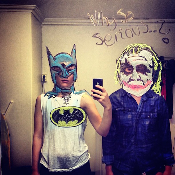 Drawn selfie awesome Selfies with Doodler Mirror Talented