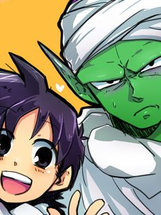 Drawn selfie dragon Pinterest Chichi*  Y Goku