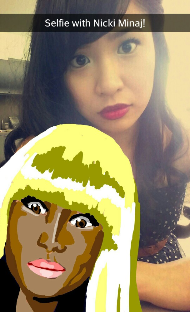 Drawn selfie famous Of Portraits  11th Snapchat