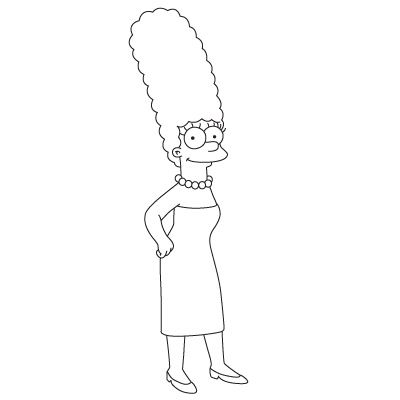 Drawn selfie marge simpson Pinterest to 30 on draw