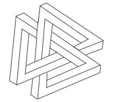Drawn shapes geometric shape My Project Anamorphic D Kroes'
