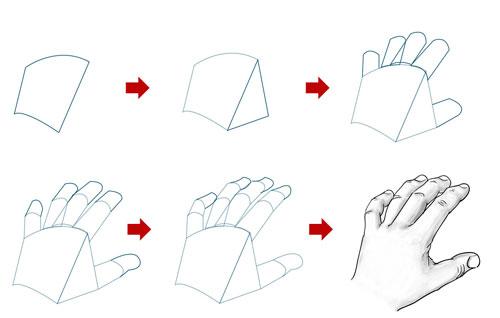 Drawn shapes geometric shape With Shape Art The Shapes