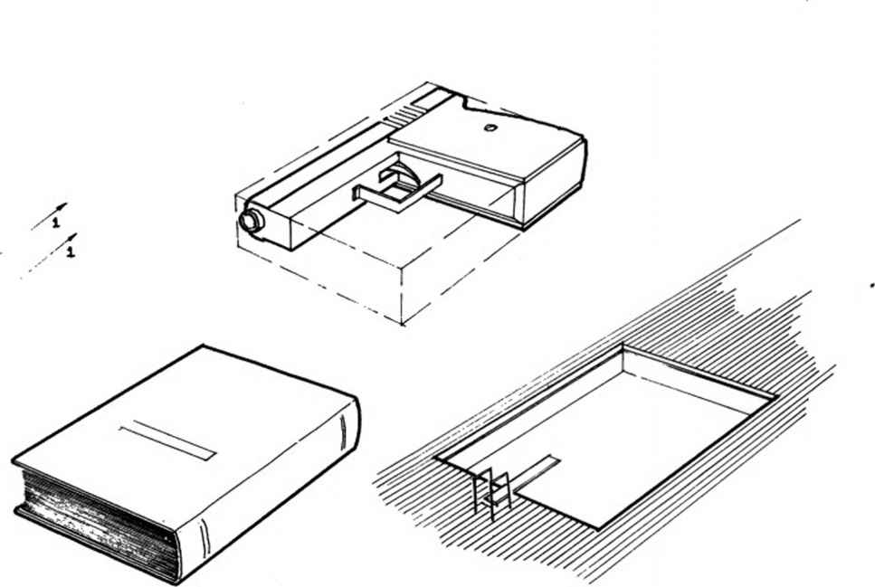 Drawn shapes perspective drawing A Or Prism Prism Rectangular
