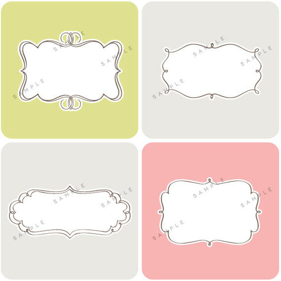Drawn shapes picture frame Digital Like this frame item?