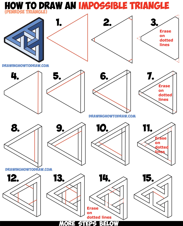 Drawn stars penrose That Triangle (Penrose Celtic Triangle)
