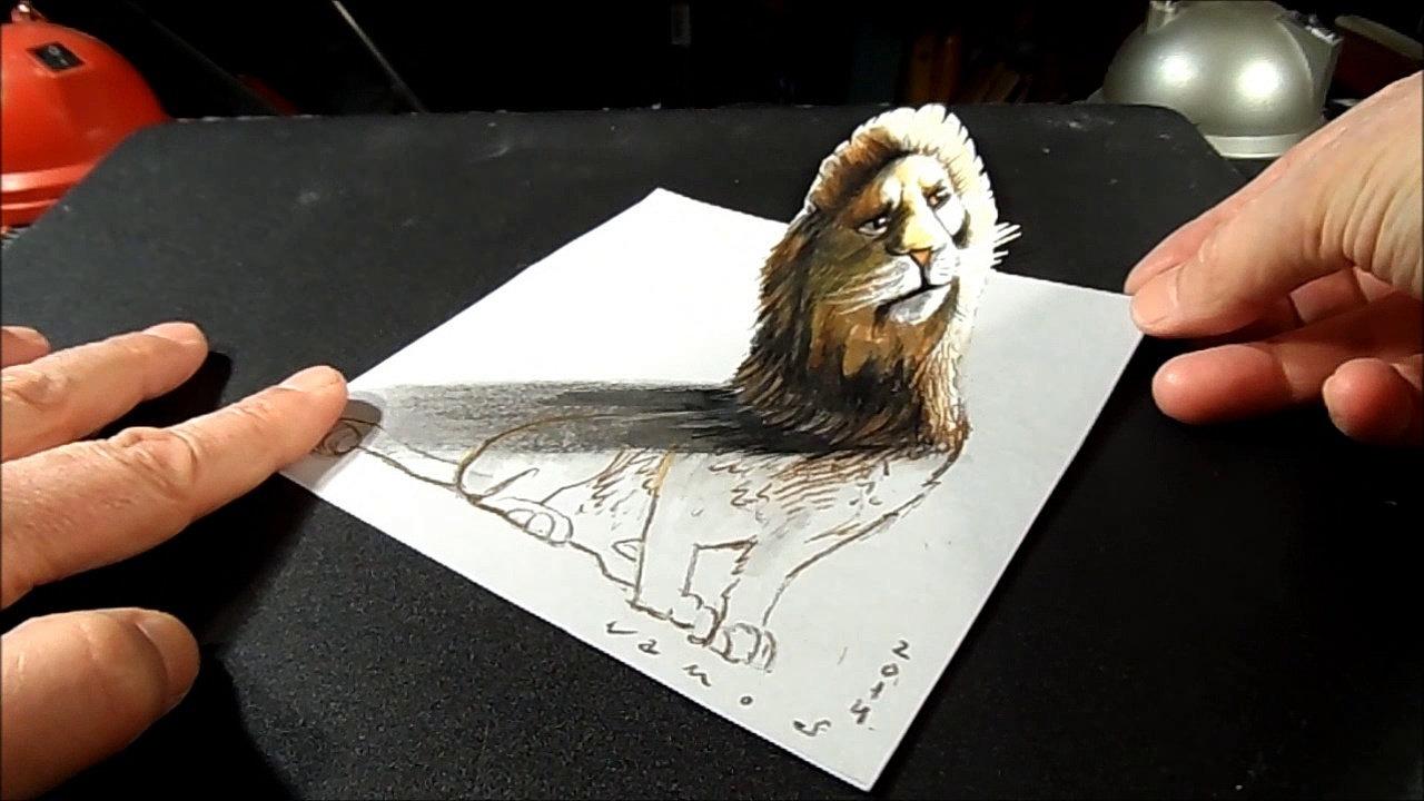 Drawn shark vamos A How by Trick Lion