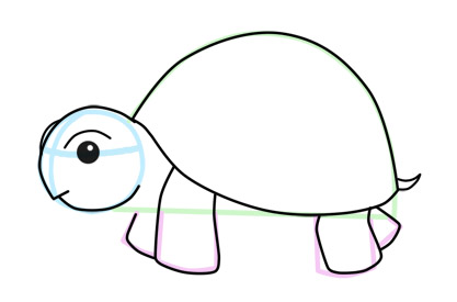 Drawn shell animated Designs Clip Drawings Art Download