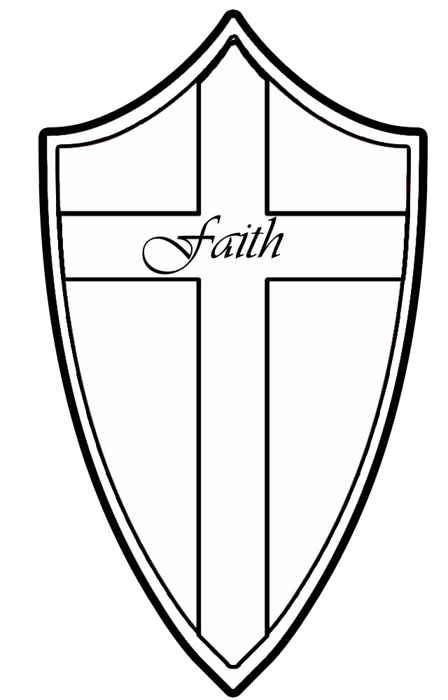 Shield clipart abstract Of Tattoo Shield Image Faith