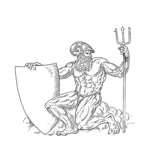 Drawn shield roman Goddesses Abraham *** Lincoln Gods