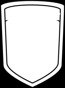 Drawn shield transparent Blank%20shield%20clipart Clipart Free Clipart Shield