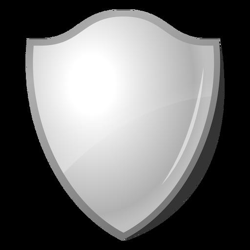 Drawn shield transparent 3D shield Transparent emblem SVG