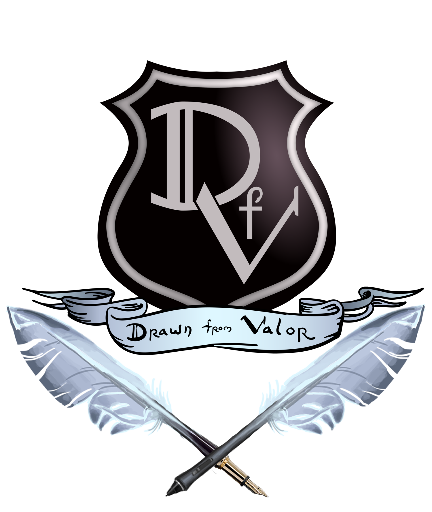 Drawn shield transparent  Valor From Drawn