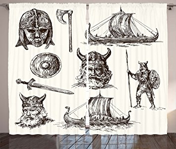 Drawn shield war Hand by Shield Curtains Ancient