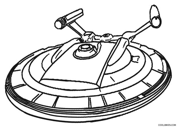 Drawn spaceship coloring page Sheets Page 4 these coloring