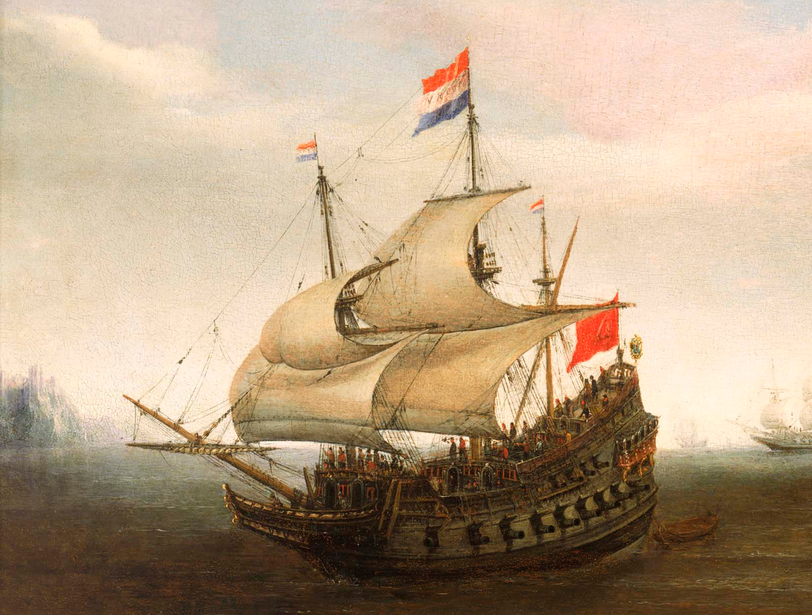 Drawn ship dutch 598×1 210 Dutch pixels jpg