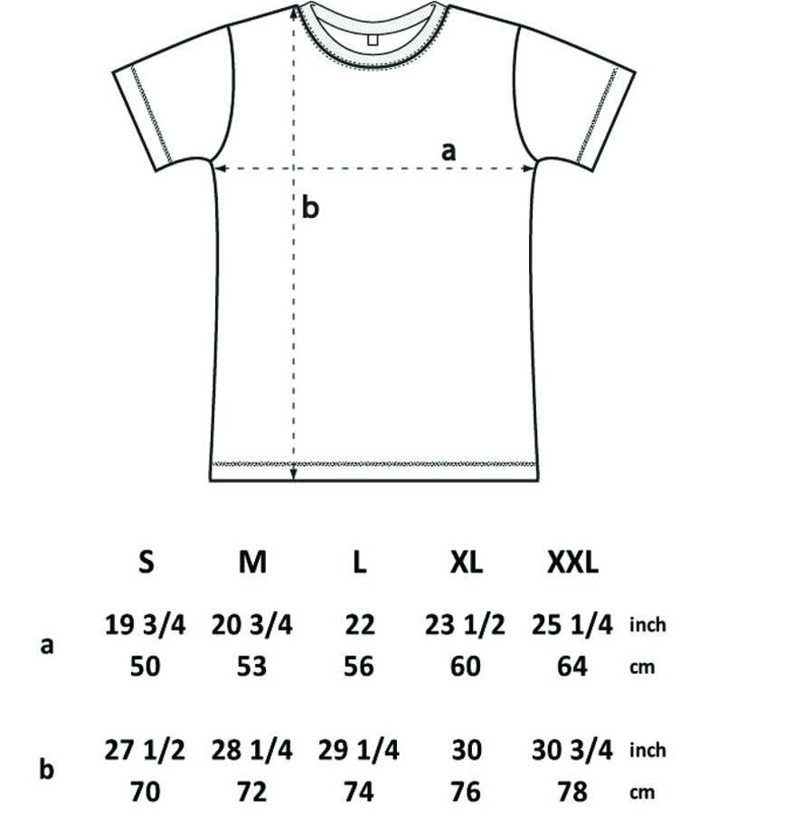 Drawn shirt #7