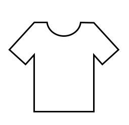 Drawn shirt #1