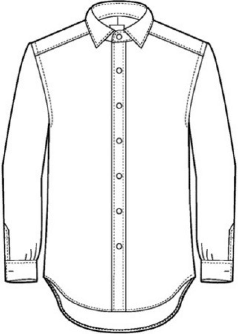 Drawn shirt #4