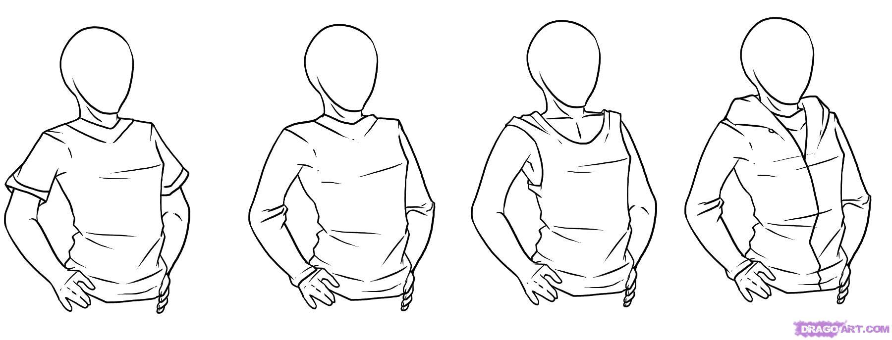 Drawn shirt #3