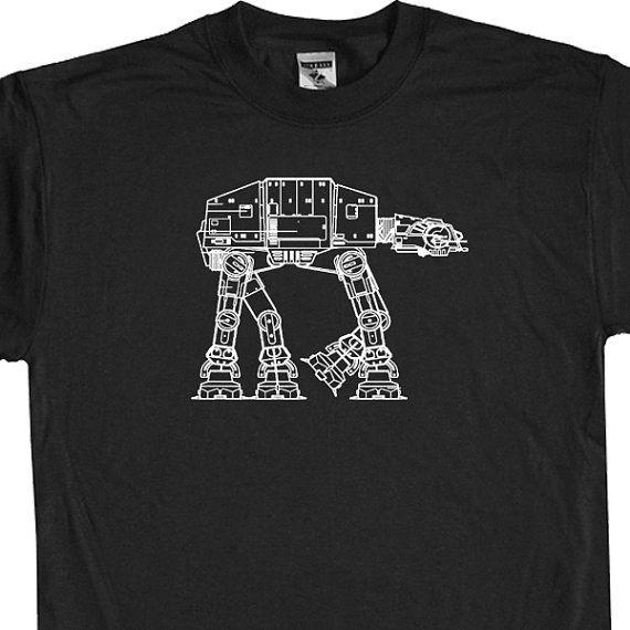 Drawn shirt back The Wars Yoda Technical At