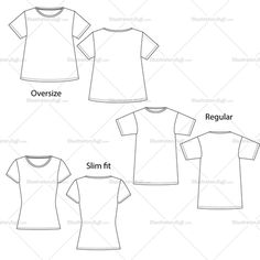 Drawn shirt fashion flat And Men's Flat T Shirt