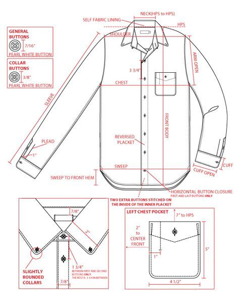 Drawn shirt fashion flat Technical Drawings 73 result on