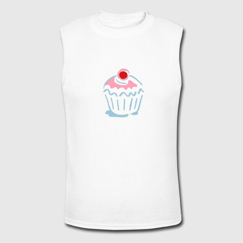 Drawn shirt muscle Shirt Men's Muscle Shirt T