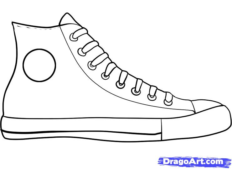 Drawn shoe By Taylors  How Step