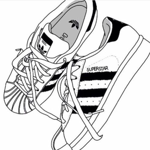 Drawn shoe adidas shoe And drawing Pinterest 56 Shoes