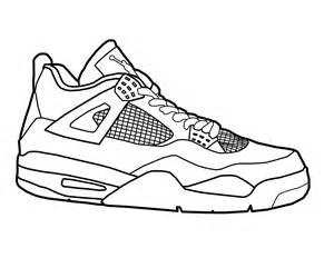 Drawn shoe air jordan shoe Jordan Jordans Shoes nike Coloring